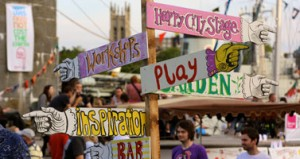 Happy City at Bristol Harbour Festival 2014